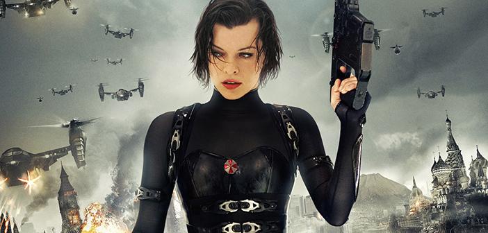 Une date de sortie pour Resident Evil The Final Chapter