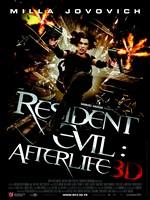 Resident Evil : Afterlife poster