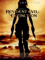 Resident Evil : Extinction poster