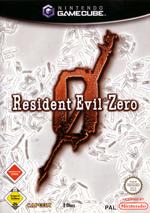 Resident Evil Ø cover art