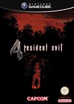 Resident Evil 4 cover art