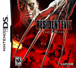 Resident Evil Deadly Silence cover art