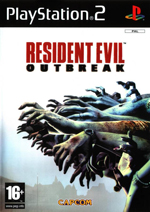 Resident Evil Outbreak cover art