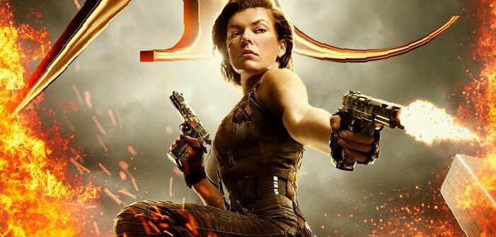Une première affiche pour Resident Evil : The Final Chapter