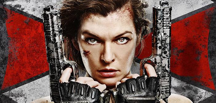 Deux affiches françaises pour Resident Evil : Chapitre Final