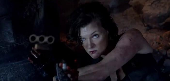 Une première bande-annonce pour Resident Evil : Chapitre Final
