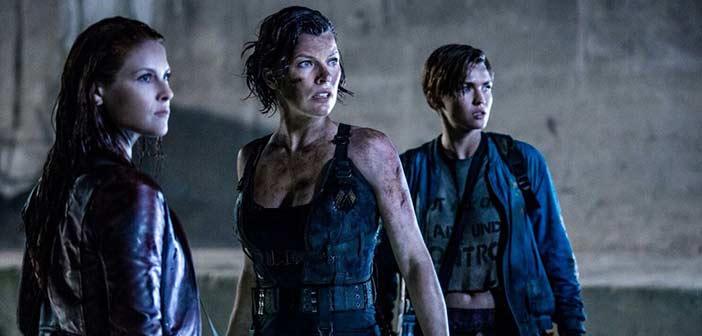 Une nouvelle photo pour Resident Evil : The Final Chapter