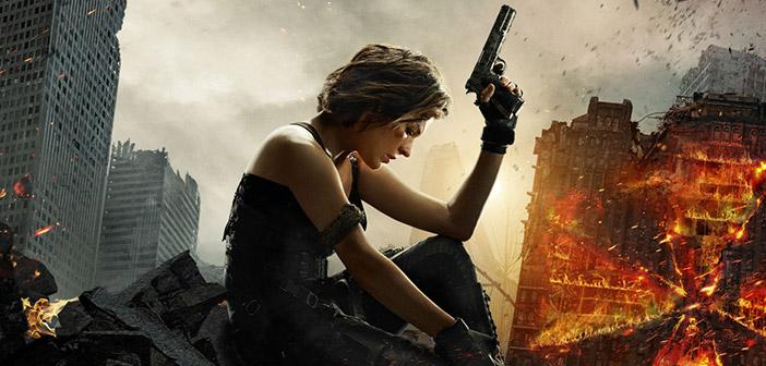 Trois bande-annonces et une affiche pour Resident Evil : Chapitre Final [MàJ]