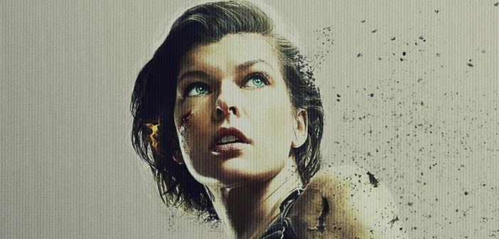 Une nouvelle affiche pour Resident Evil : Chapitre Final