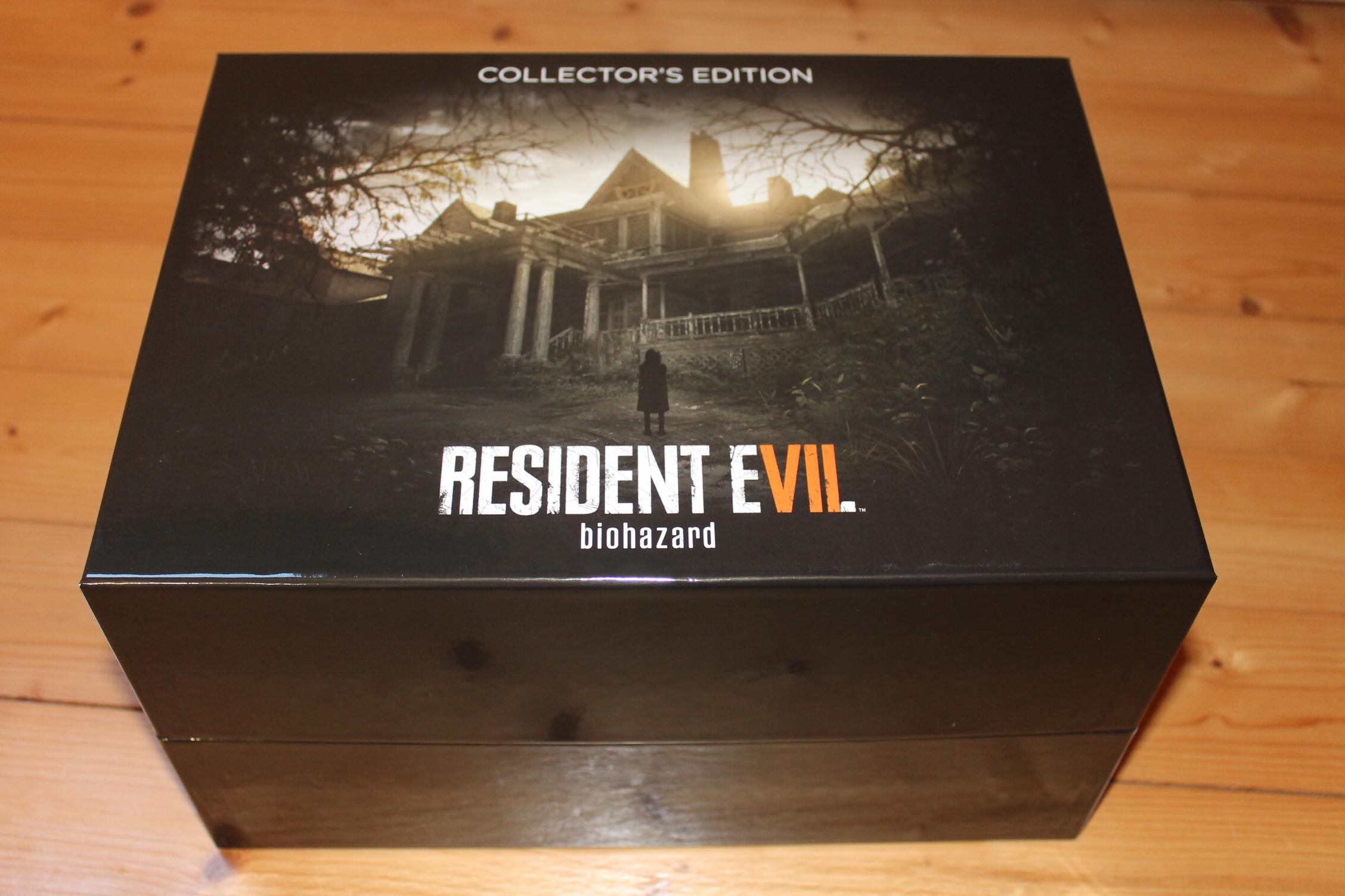 Resident Evil 7 !
