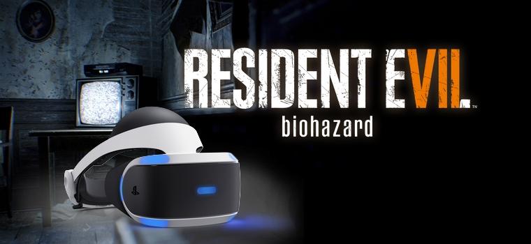 Resident Evil 7 VR : Premières impressions