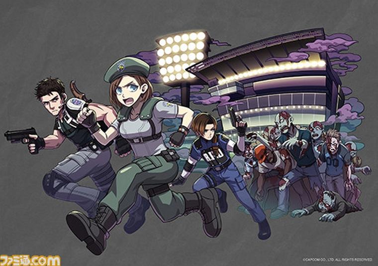Biohazard Zombie Rush au Japon !