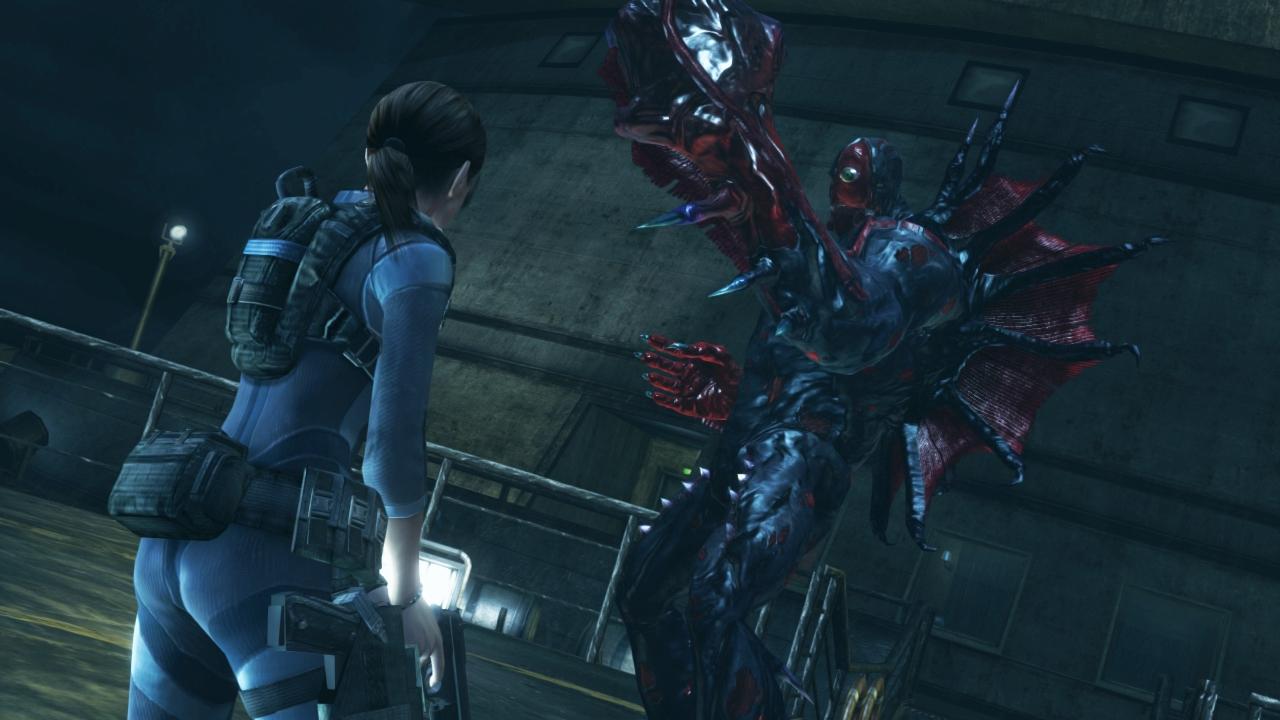 Deux nouvelles vidéos pour Resident Evil Revelations PS4/Xbox One !