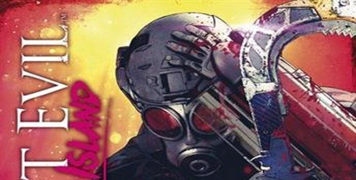 Une couverture et une date de sortie pour le 4eme tome de Resident Evil Heavenly Island