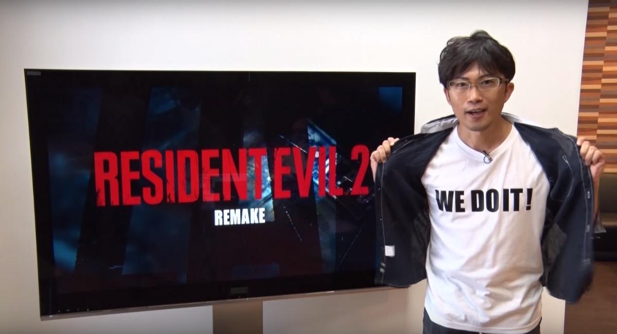 Resident Evil 2 Remake : la rumeur d'un trailer !