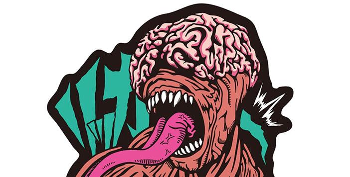 De nouveaux Stickers Biohazard au Japon !