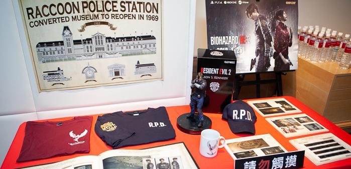 De nouvelles images de l'édition collector de Resident Evil 2 !