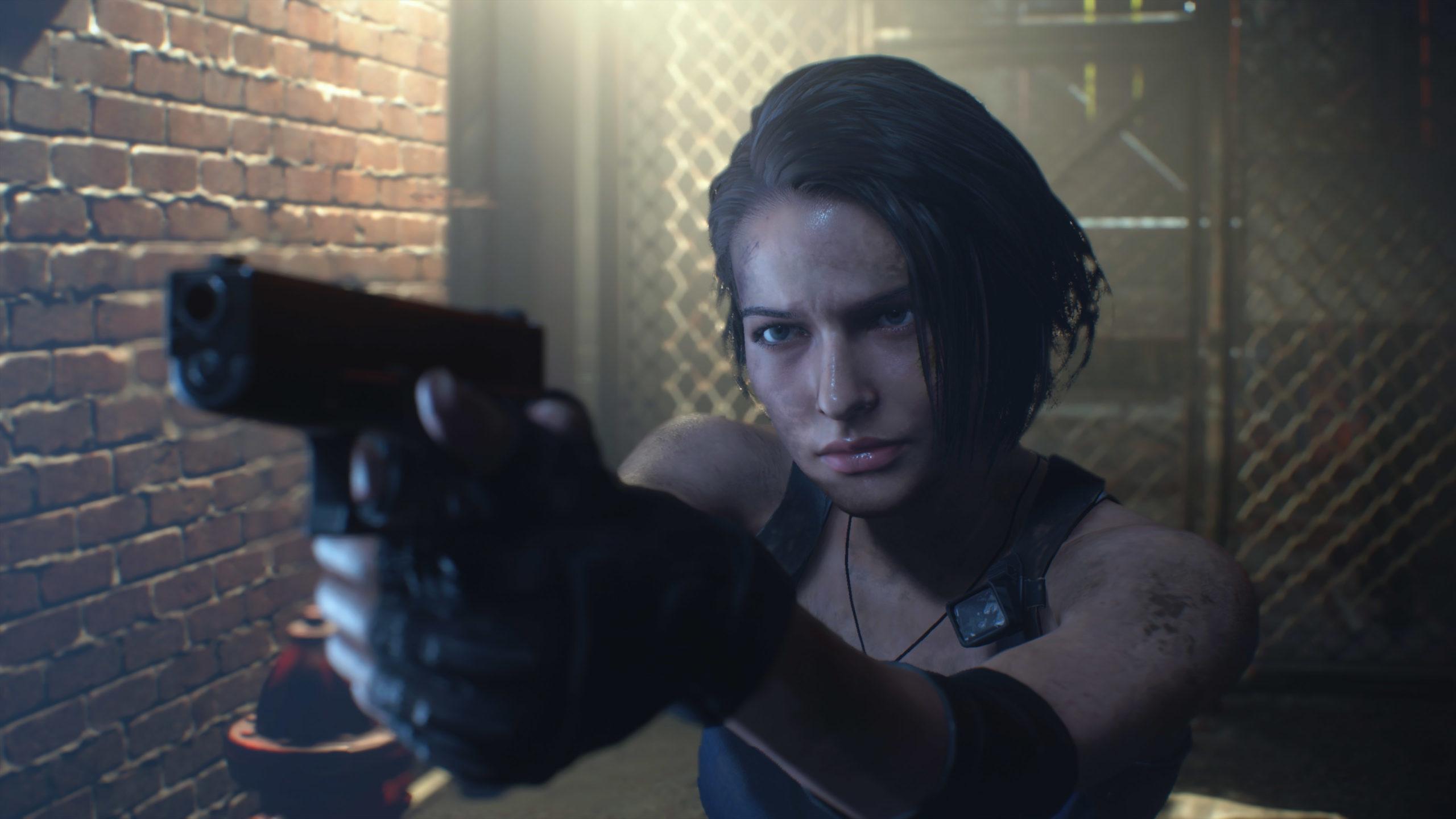La démo de Resident Evil 3 Remake disponible dès aujourd'hui !