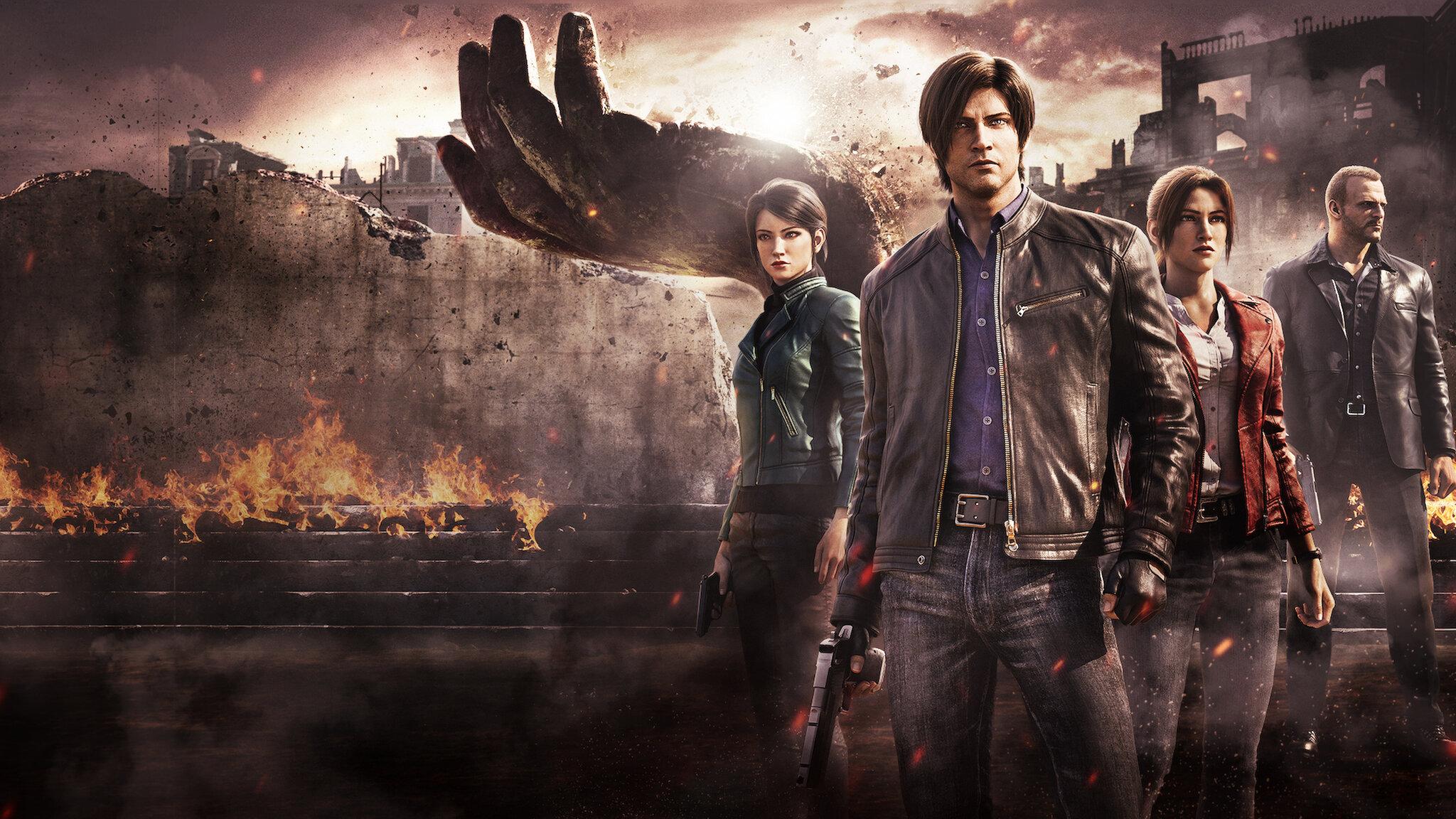 Resident Evil Infinite Darkness : Verra-t-on enfin une adaptation potable de Resident Evil ?