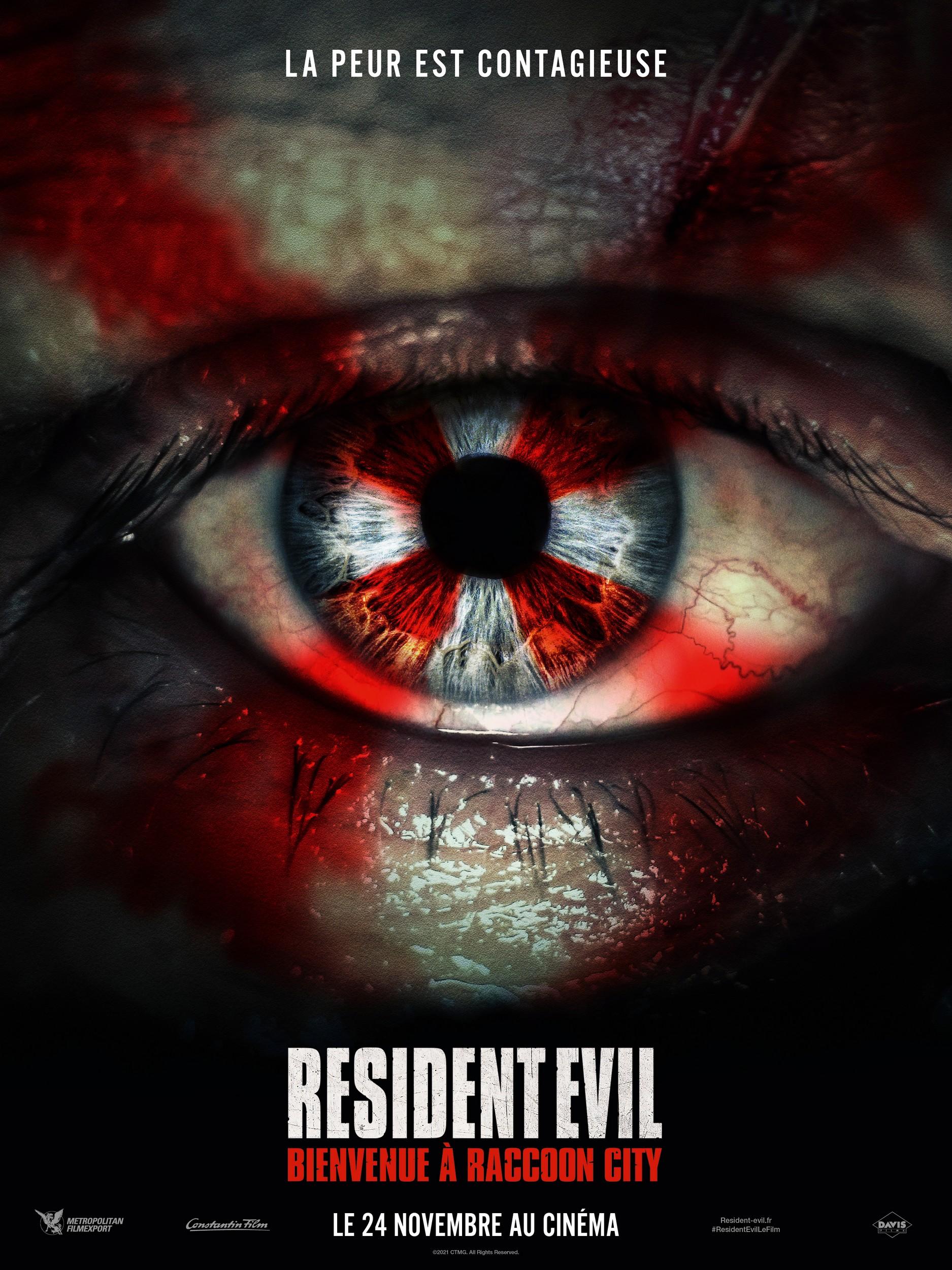 Deux affiches et de nouvelles photos pour Resident Evil : Bienvenue à Raccoon City