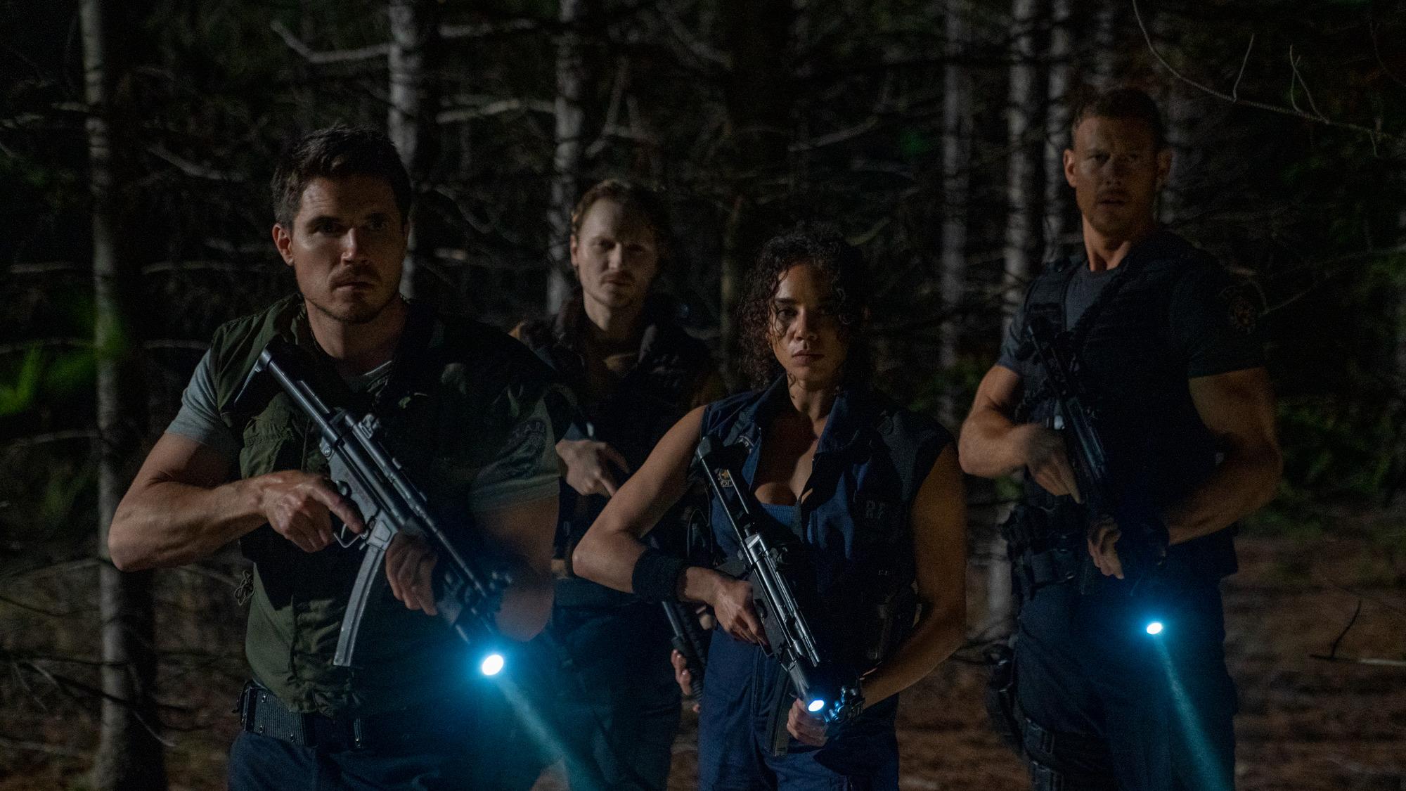 Découvrez la première bande-annonce de Resident Evil : Bienvenue à Raccoon City
